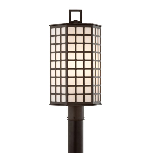 Troy Lighting Cameron 1 Light Outdoor Post Lantern