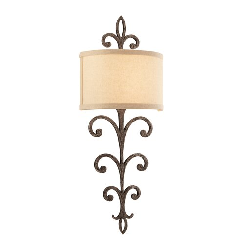 Troy Lighting Crawford 2 Light Wall Sconce