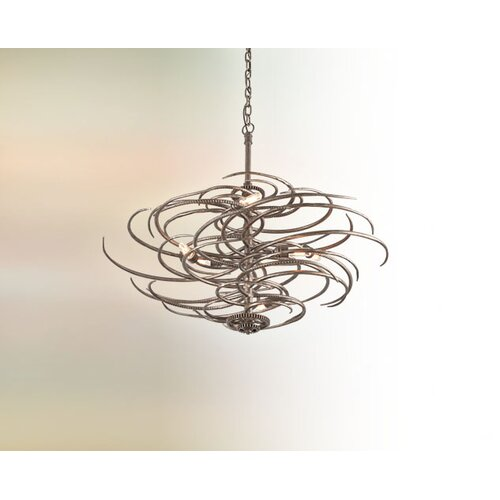 Troy Lighting Revolution 6 Light Pendant