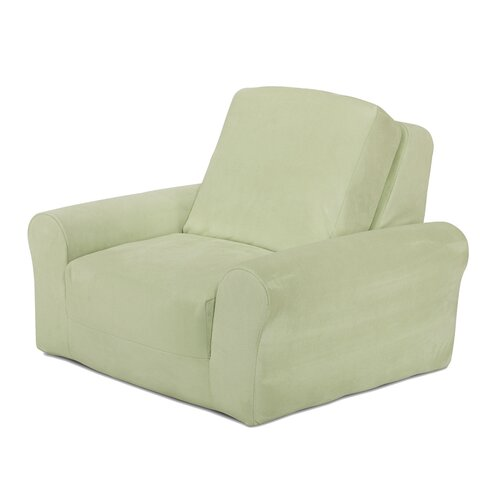 Hannah Baby Lounge Chair in Lime