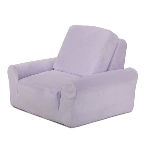 Lounge Chair in Lavender