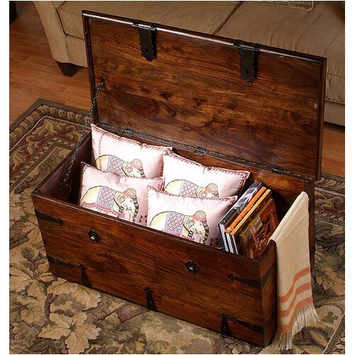 William Sheppee Thakat Large Blanket Box