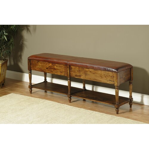 Georgetown Storage Entryway Bench
