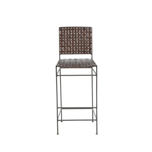 "William Sheppee Saddler 30"" Bar Stool"