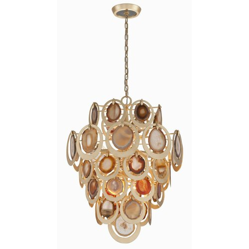 Rock Star 10 Light Pendant