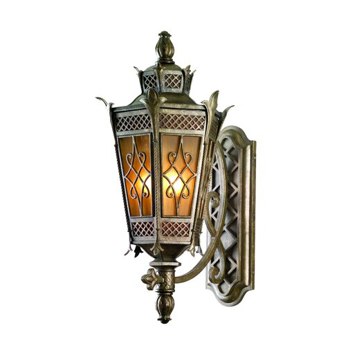Corbett Lighting Avignon 1 Light Wall Lantern