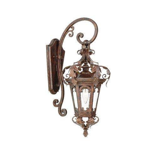 Corbett Lighting Regency 1 Light Wall Lantern