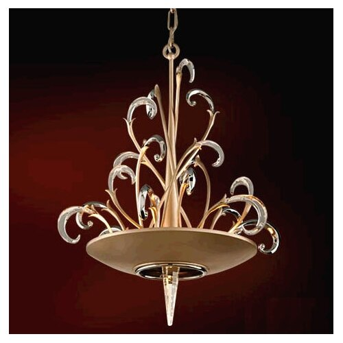 Corbett Lighting Crescendo 4 Light Pendant