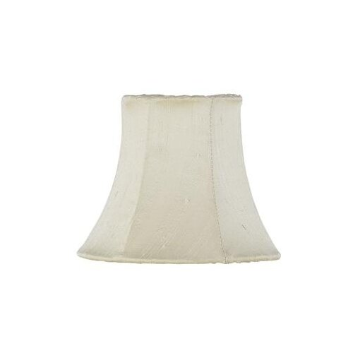 "Jubilee Collection 5"" Dupioni Silk Bell Lamp Shade"