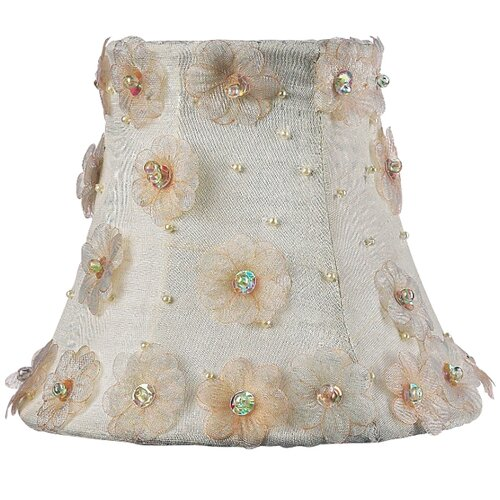"Jubilee Collection 5"" Bell Chandelier Shade"