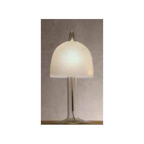 """Produzione Privata Spettra 21"""" H Table Lamp with Bowl Shade"""