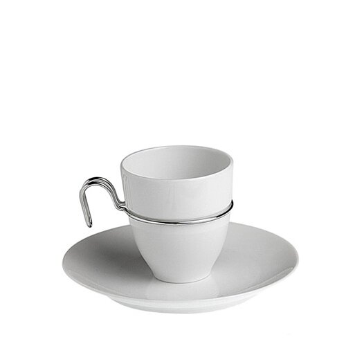 mono Mono Gemiini Mug with Saucer by Mikaela Dörfel