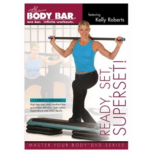 BodyBar Ready, Set, Super Set DVD