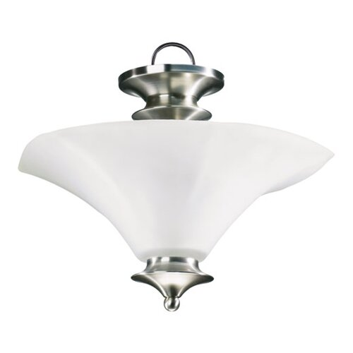 Amherst 3 Light Convertible Inverted Pendant