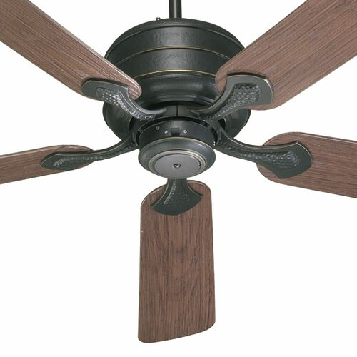 "Quorum 52"" Hanover 5 Blade Patio Ceiling Fan"