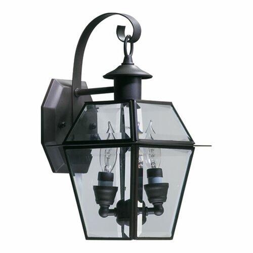 Quorum Duvall Outdoor Wall Lantern