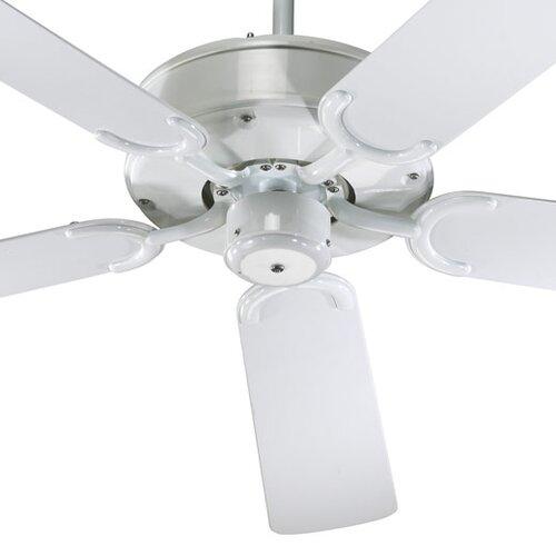 "Quorum 52"" All-Weather Allure 5 Blade Patio Ceiling Fan"