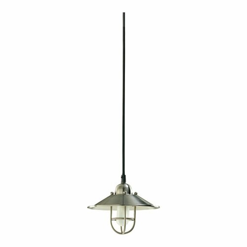 Quorum 1 Light Caged Mini Pendant