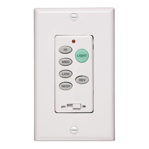 Quorum Fan Remote Control in White