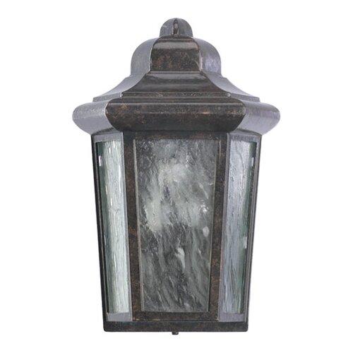 Quorum Lantern 1 Light Outdoor Wall Lantern