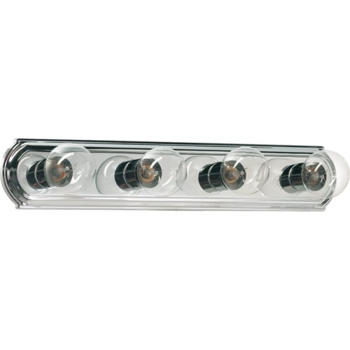 Quorum Stepped Bath Bar Light