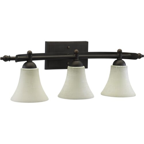 Quorum Aspen 3 Light Vanity Light