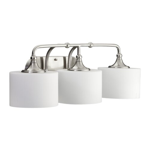 Quorum Rockwood 3 Light Bath Vanity Light
