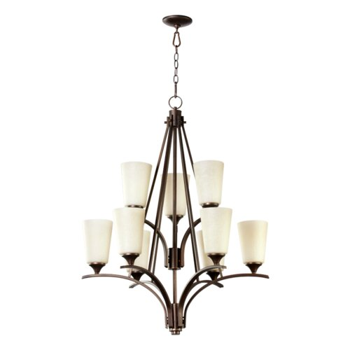 Quorum Winslet 6 Light Chandelier