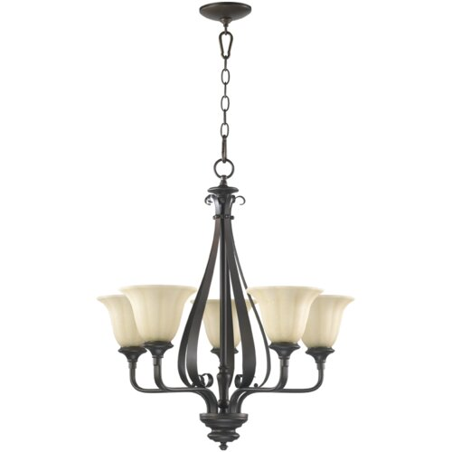 Randolph 5 Light Chandelier