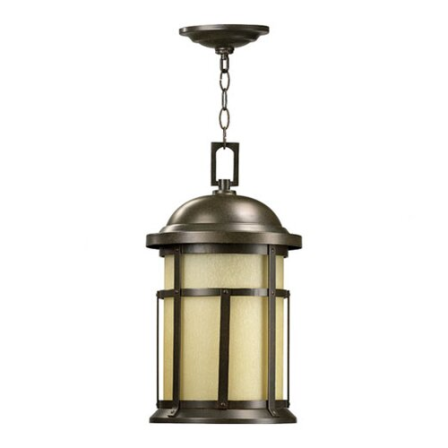 Quorum Palomar 1 Light Outdoor Pendant
