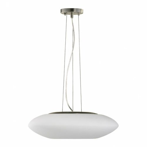 Quorum 3 Light Pendant