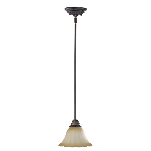 Quorum Summerset 1 Light Pendant