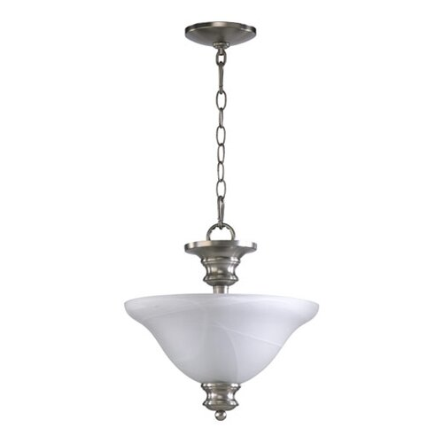 Madison 3 Light Convertible Inverted Pendant