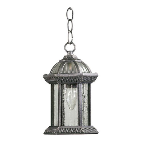 Quorum Stelton 1 Light Small Hanging Lantern