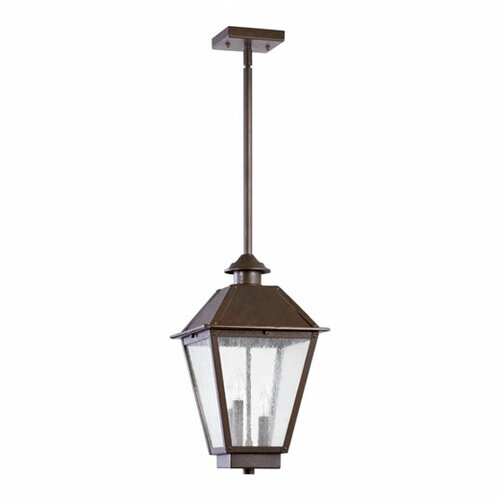 Emile 3 Light Outdoor Pendant