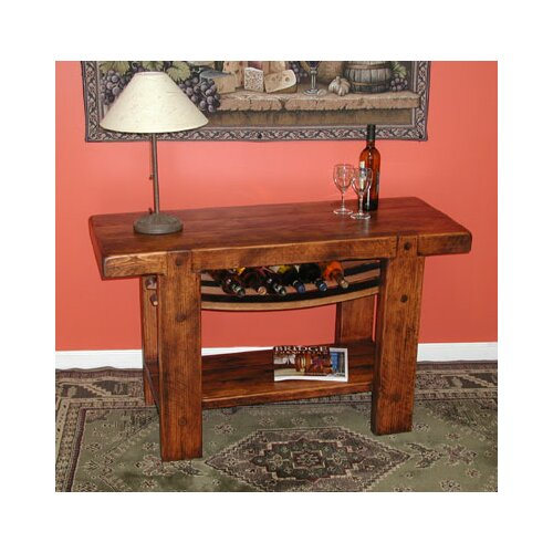 2 Day Designs, Inc Russian River Console Table