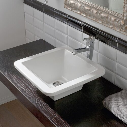 Scarabeo by Nameeks Butterfly Bathroom Sink
