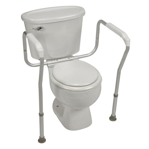 Briggs Healthcare Health Smart Toilet Safety Frame