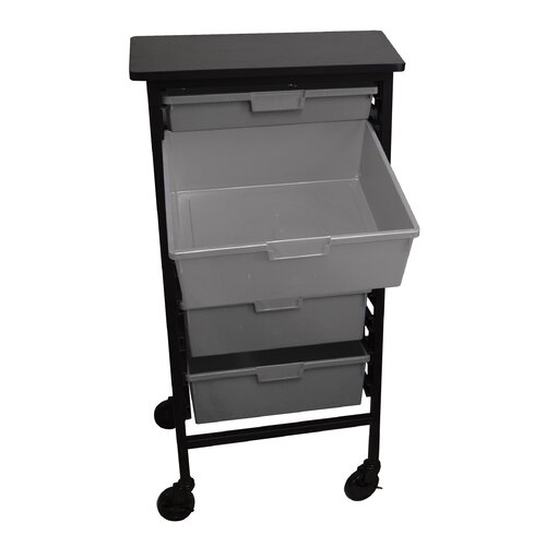 "H. Wilson Company 44.25"" Mobile Work Center"