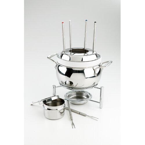 All-Clad 3-qt. Fondue Pot with Ceramic Insert