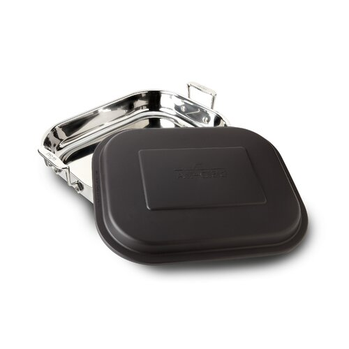 All-Clad Stainless Steel Lasgna Pan with Lid