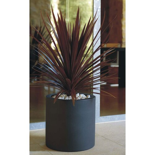 Vondom Cilinder Fang Round Flower Pot Planter