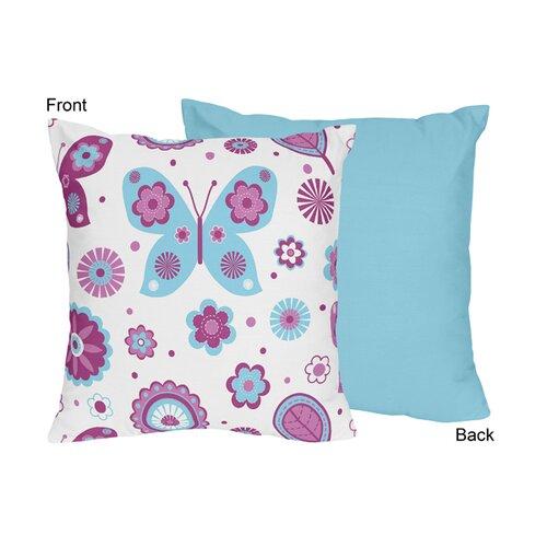 Spring Garden Decorative Pillow