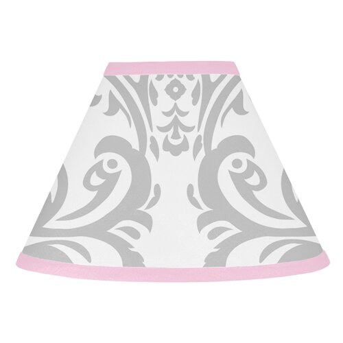 Sweet Jojo Designs Pink and Gray Elizabeth Lamp Shade