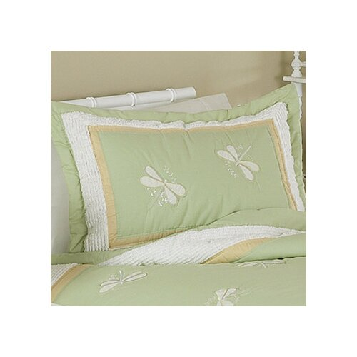 Sweet Jojo Designs Dragonfly Dreams Pillow Sham