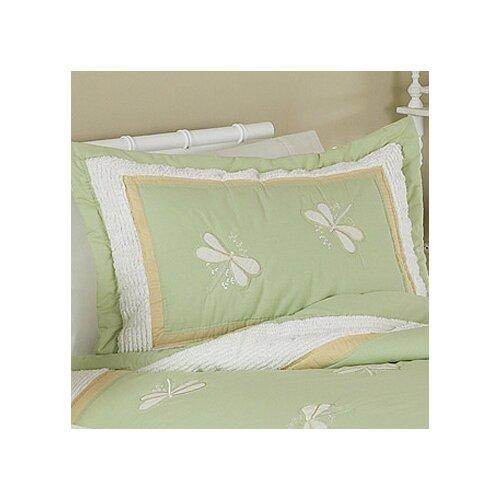 Sweet Jojo Designs Dragonfly Dreams Pillow Sham