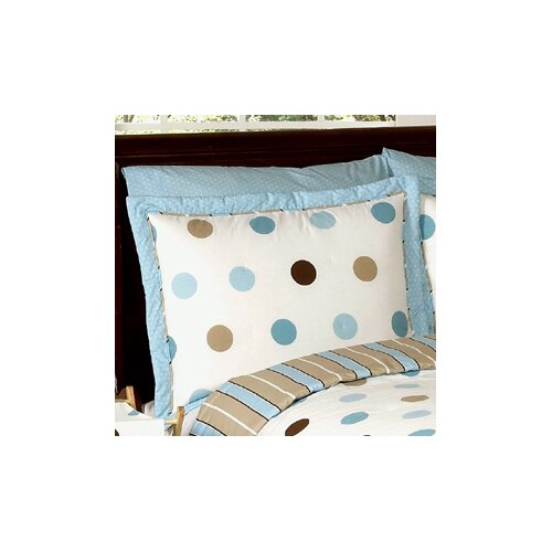 Sweet Jojo Designs Mod Dots Pillow Sham