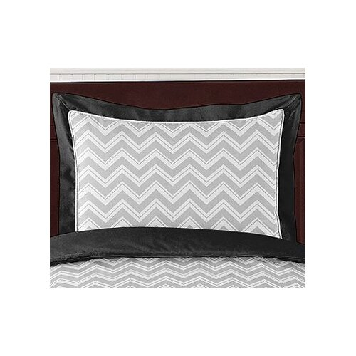 Sweet Jojo Designs Zig Zag Pillow Sham