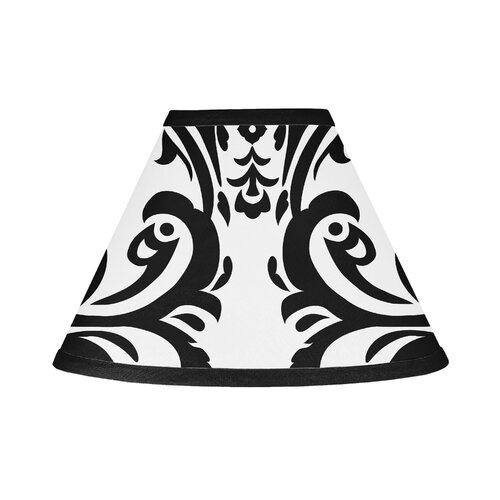 Sweet Jojo Designs Isabella Black and White Collection Lamp Shade