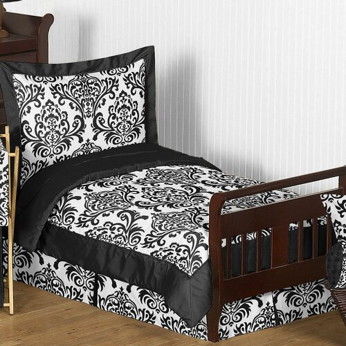 Sweet Jojo Designs Isabella 5 Piece Toddler Bedding Set